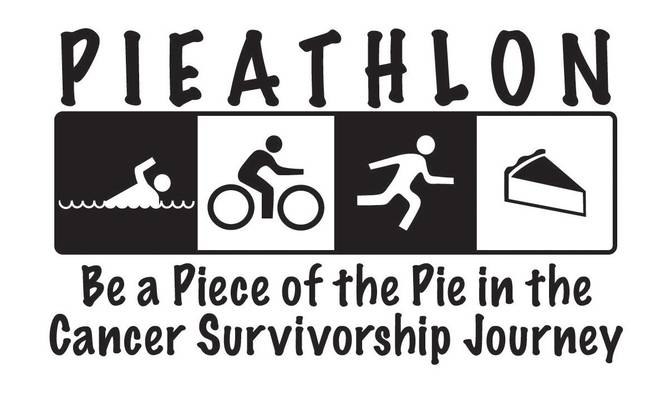 Pieathlon Cancer Logo horizontal