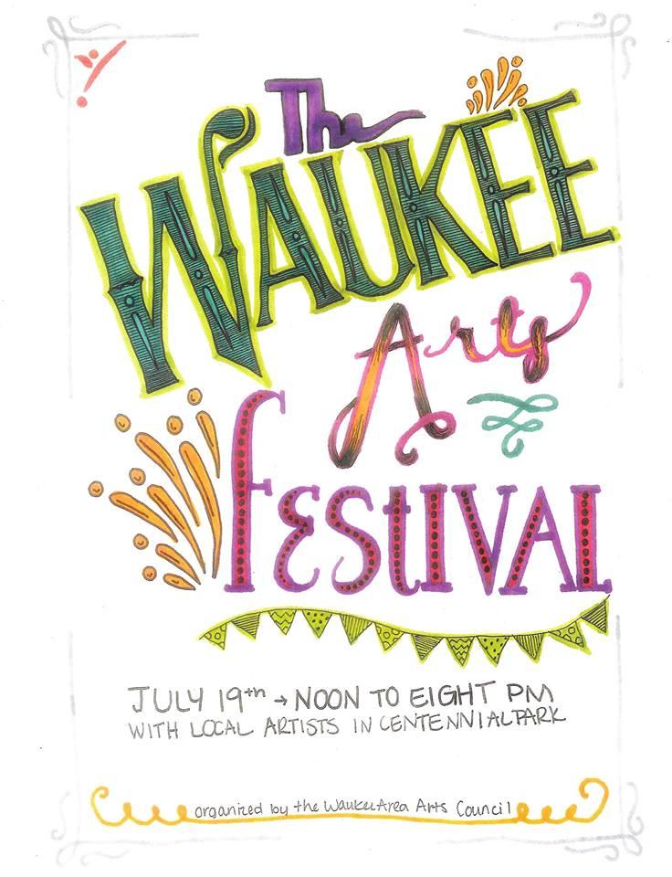 wuakee arts festival