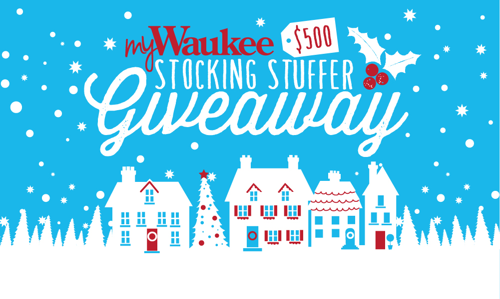 $500 Holiday Giveaway from myWaukee