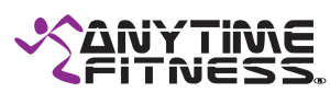 Anytime Fitness Waukee Iowa Logo