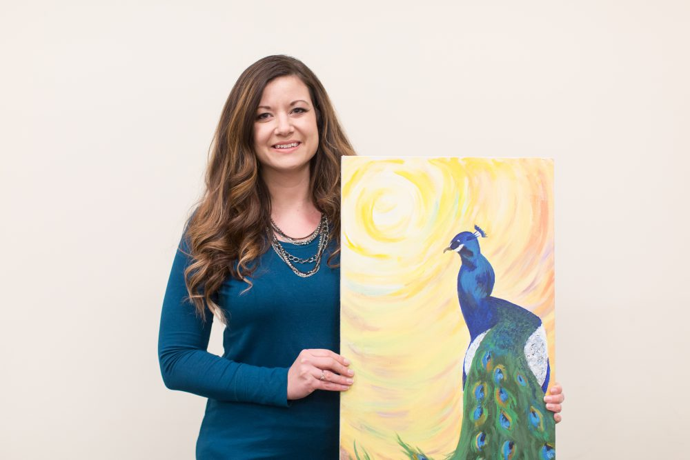 Waukee Iowa Artist Jennifer Hoffman