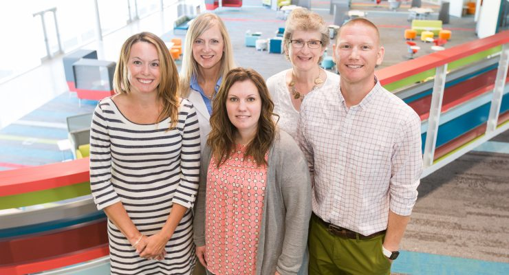 Waukee Innovation and Learning Center Staff