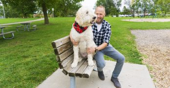 The Adventures of Paul & Moose: Serving the Community Through Animal Therapy